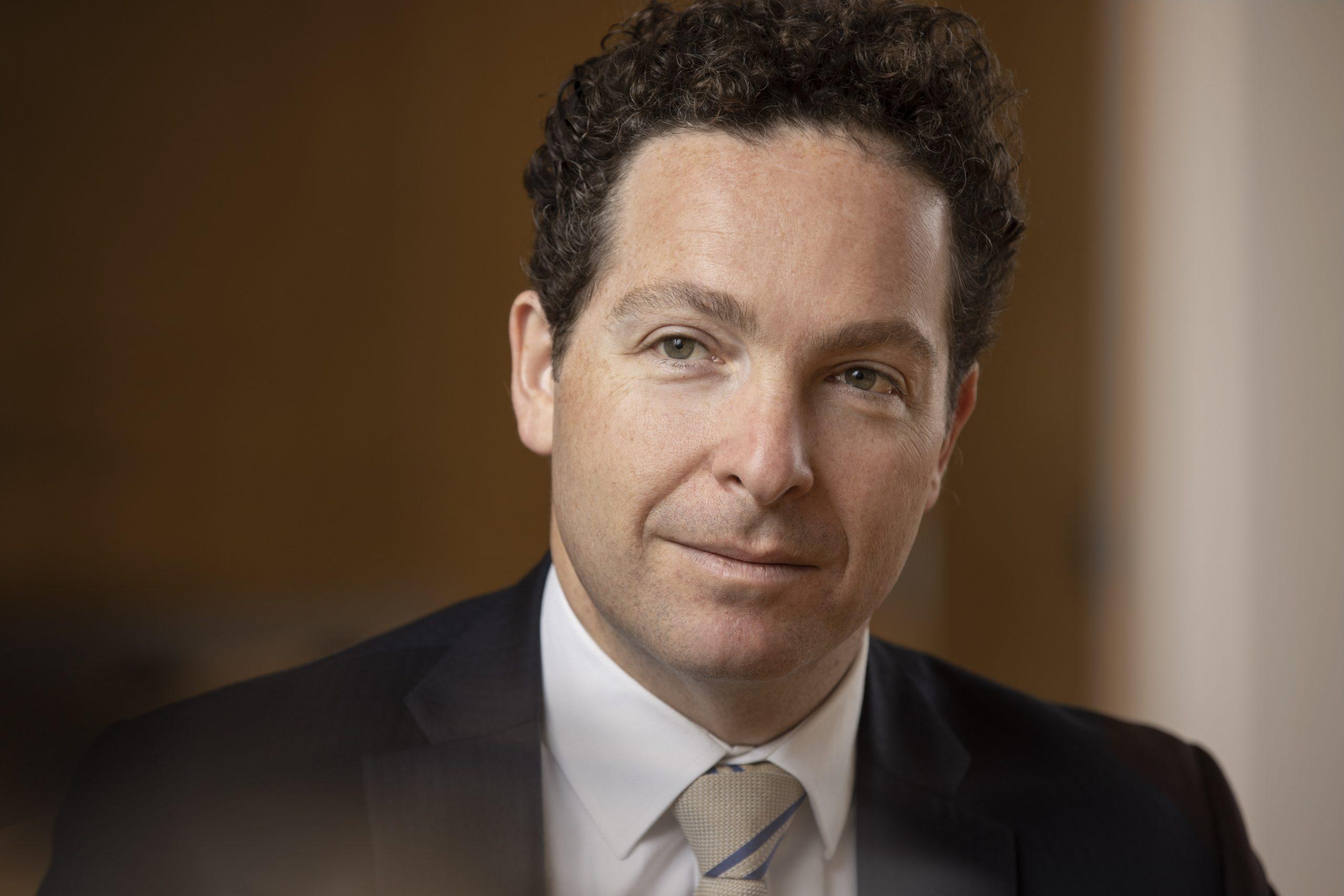 Daniel Goldberg Headshot